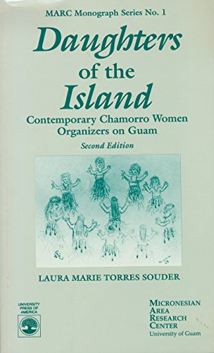9780819186089: Daughters of the Island: Contemporary Chamorro Women Organizers on Guam
