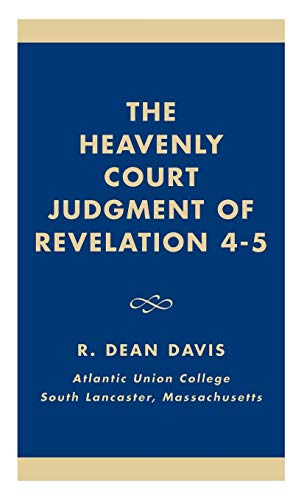 9780819186133: The Heavenly Court Judgment of Revelation 4-5