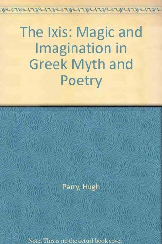 9780819186577: Thelxis: Magic and Imagination in Greek Myth and Poetry