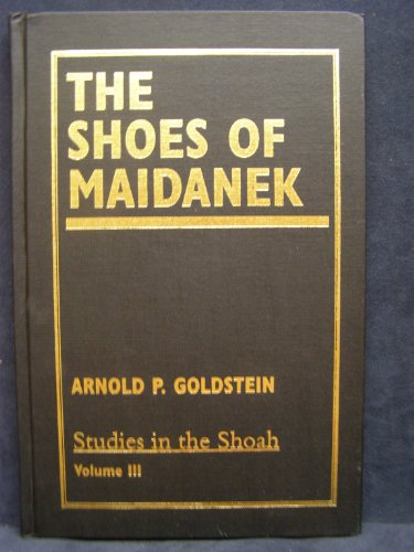 The Shoes of Maidanek 9780819186638 Based on details taken from real accounts, The Shoes of Maidanek is the fictional diary of a young man's daily experiences in a concentration camp. Fifteen-year-old Lon tells his family's story in simple, but eloquent terms. The combination of evocative narrative together with Mark Sherman's powerful drawings summons a clear, profound image of the horror that was the Holocaust.