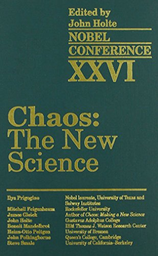 9780819189332: Chaos: The New Science (Nobel Conference)