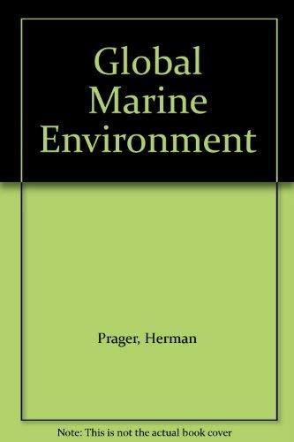 9780819190161: Global Marine Environment