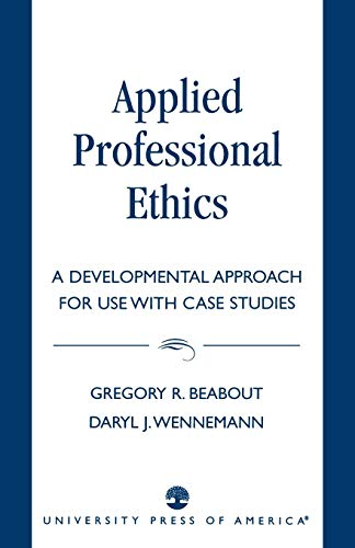9780819193742: Applied Professional Ethics