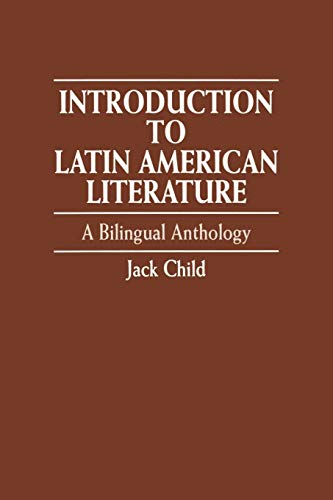 9780819196941: Introduction to Latin American Literature: A Bilingual Anthology