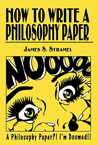 9780819197788: How to Write a Philosophy Paper