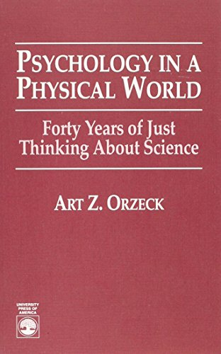 Psychology In A Physical World