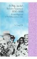 9780819199140: Dr. Philip Jaisohn's Reform Movement, 1896-1898