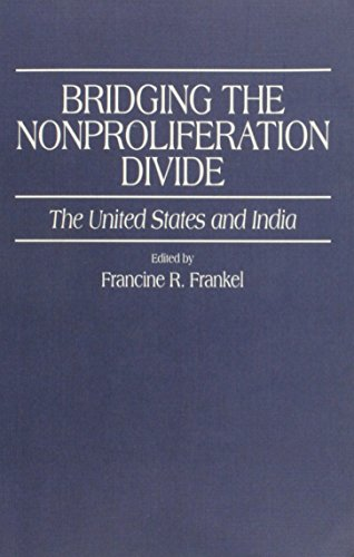 The Nonproliferation Treaty: Francine Frankel