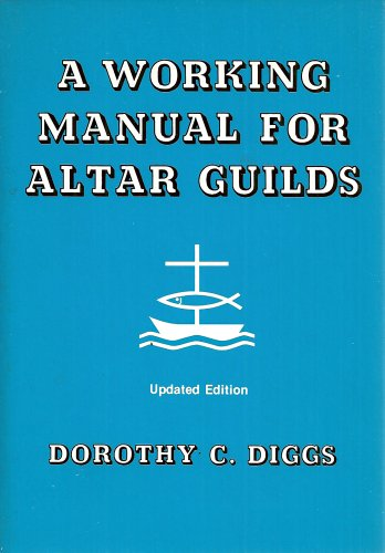 9780819210289: A Working Manual for Altar Guilds