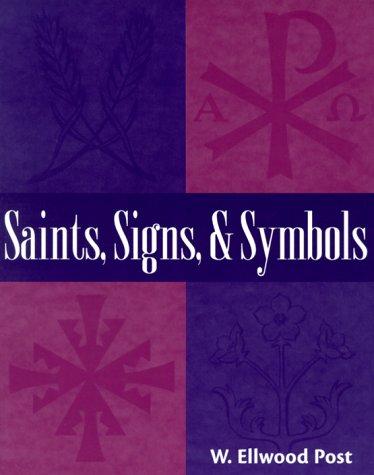 9780819211712: Saints, Signs, and Symbols