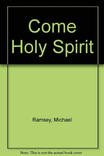 9780819211866: Come Holy Spirit