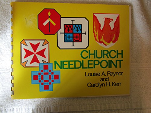 9780819212146: Church Needlepoint: Patterns and instructions