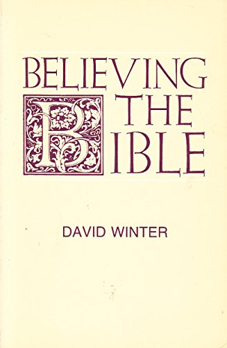 9780819213259: Believing the Bible