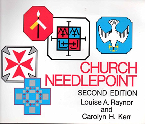 9780819214362: Church Needlepoint: Patterns and Instructions