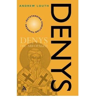 9780819214850: Denys the Areopagite