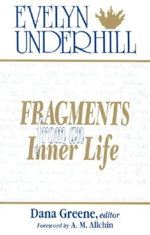 9780819216007: Fragments From an Inner Life: The Notebooks of Evelyn Underhill