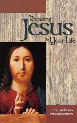 9780819216434: Knowing Jesus in Your Life