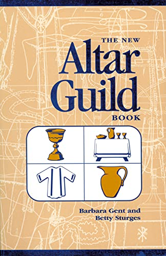 9780819216571: The New Altar Guild Book