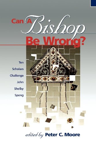 9780819217264: Can A Bishop Be Wrong?: Ten Scholars Challenge John Shelby Spong