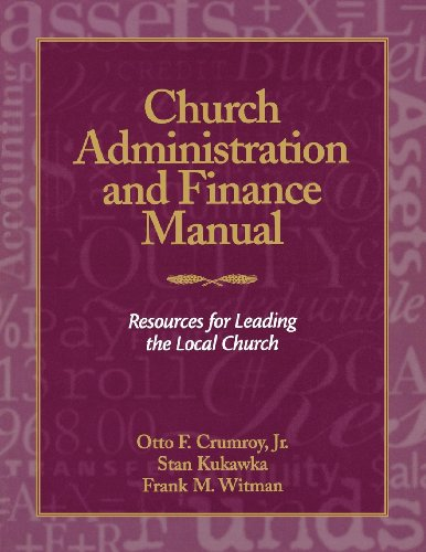 9780819217479: Church Administration and Finance Manual: Resources for Leading the Local Church