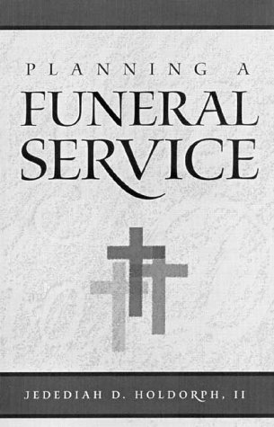 9780819217691: Planning a Funeral Service: A Guide to Planning a Funeral in the Episcopal Church