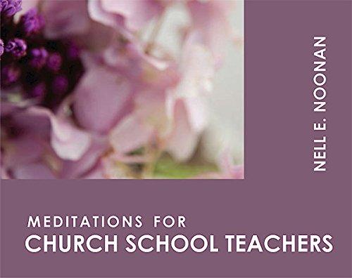 9780819218612: Meditations for Church School Teachers (Faithful Servant Series)