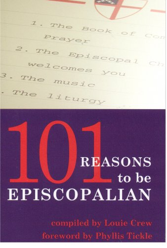 9780819219251: 101 Reasons to Be Episcopalian