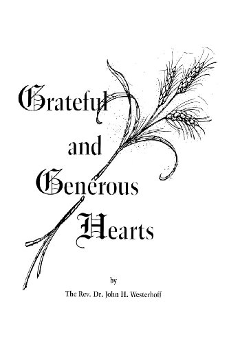 9780819219572: Grateful and Generous Hearts