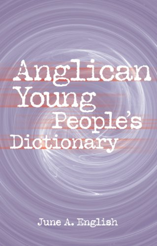 Anglican Young People's Dictionary: June English