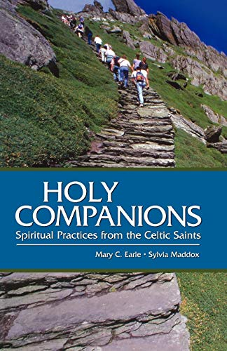 9780819219930: Holy Companions: Spiritual Practices from the Celtic Saints