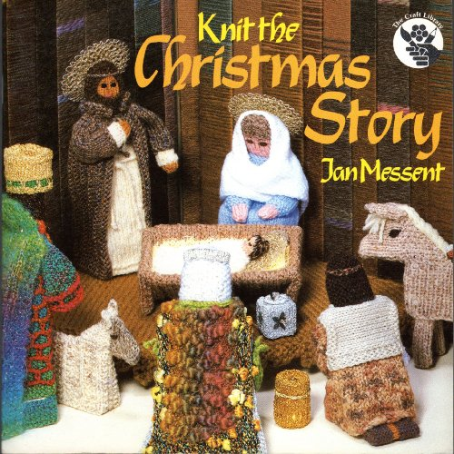 9780819220851: Knit the Christmas Story