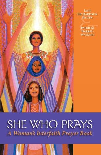 9780819221131: She Who Prays: A Woman's Interfaith Prayer Book