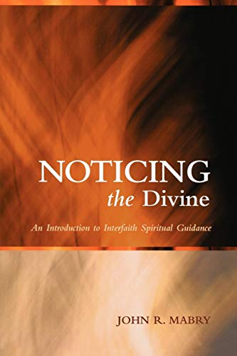 Noticing the Divine: An Introduction to Interfaith Spiritual Guidance (Spiritual Directors ...