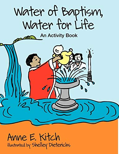 9780819227829: Water of Baptism, Water for Life: An Activity Book