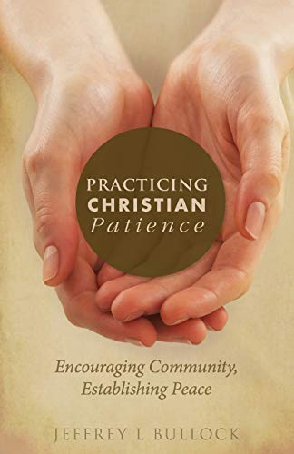 9780819229083: Practicing Christian Patience: Encouraging Community, Establishing Peace