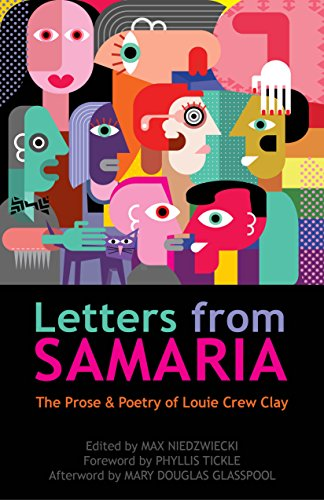 9780819232199: Letters from Samaria: The Prose & Poetry of Louie Crew Clay