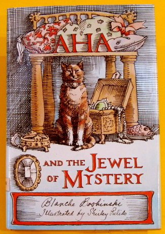 9780819303257: Aha and the Jewel of Mystery.