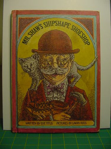 9780819303660: Mr. Shaw's Shipshape Shoeshop