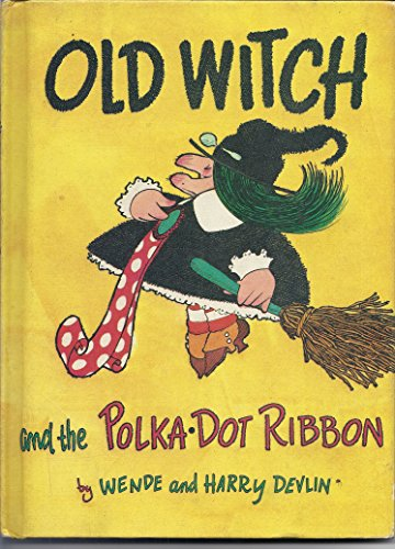 9780819304193: Old Witch and the Polka-Dot Ribbon,