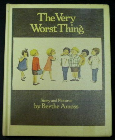 9780819305596: The very worst thing