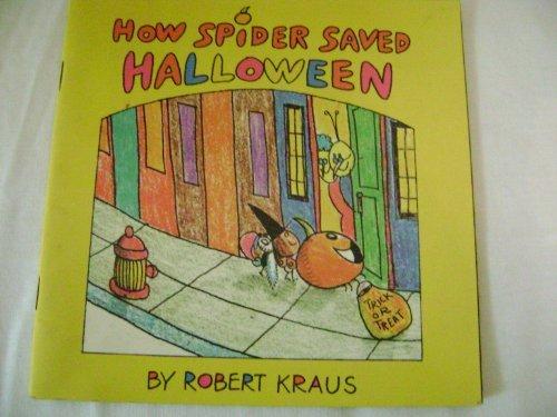 9780819306678: How spider saved Halloween