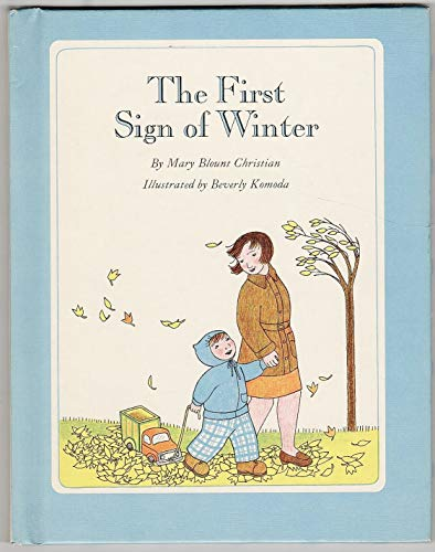 9780819306722: The First Sign of Winter