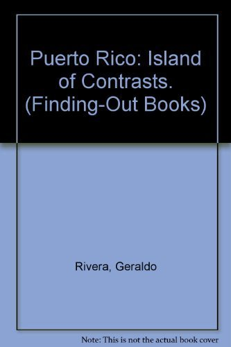 9780819306838: Puerto Rico: Island of Contrasts. (Finding-Out Books)