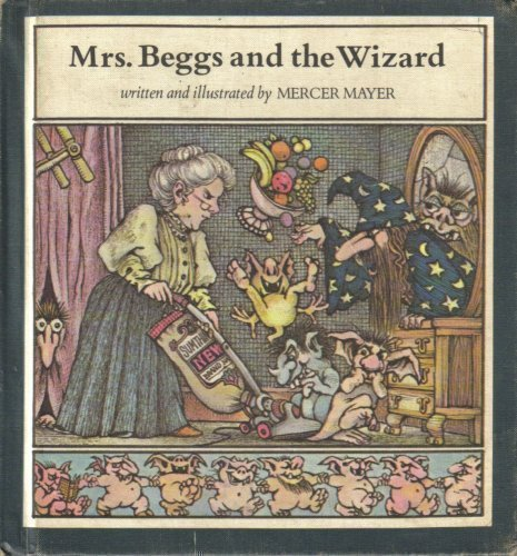 9780819306920: Mrs. Beggs and the Wizard