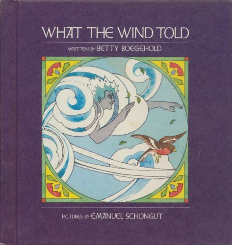 9780819307576: What the wind told