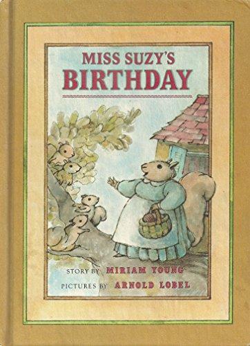 9780819307651: Miss Suzy's Birthday