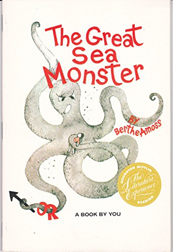 9780819307972: The great sea monster: Or, A book by you
