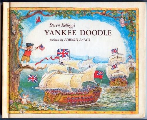 9780819308337: Steven Kellogg's Yankee Doodle
