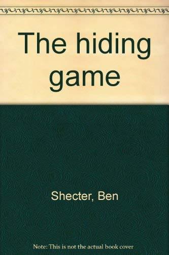 9780819308573: The hiding game
