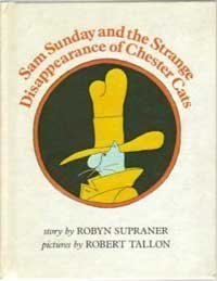 Sam Sunday and the strange disappearance of: Supraner, Robyn